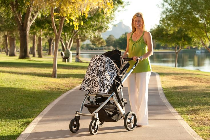 Get glammed up with our wide range of designer baby prams.