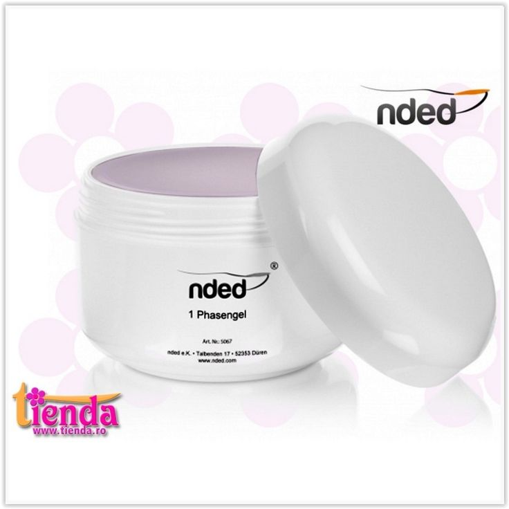 Gel 3 în 1 NDED 250ml - 199lei! http://www.tienda.ro/produse-nded/6377-gel-uv-3-in-1-nded-clear-250ml.html