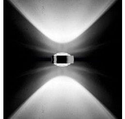 Occhio Einzelner Reflektorkopf Sento D - für Hochvolthalogen Body chrom matt - Linse/Linse