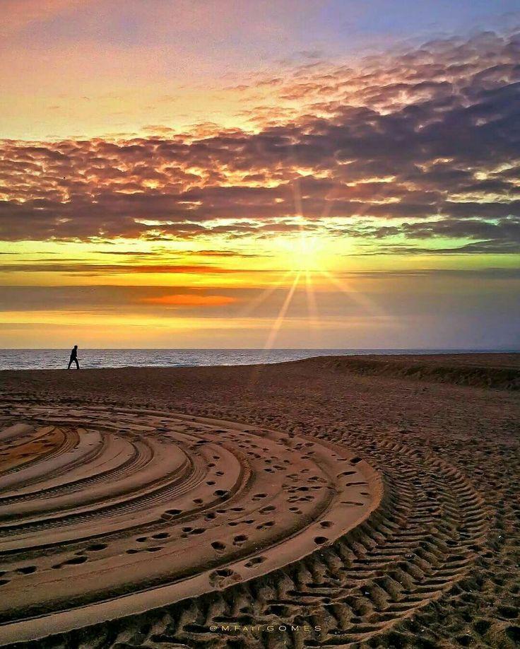 Praia do Cavalo Preto ,Portugal © Fati Gomes