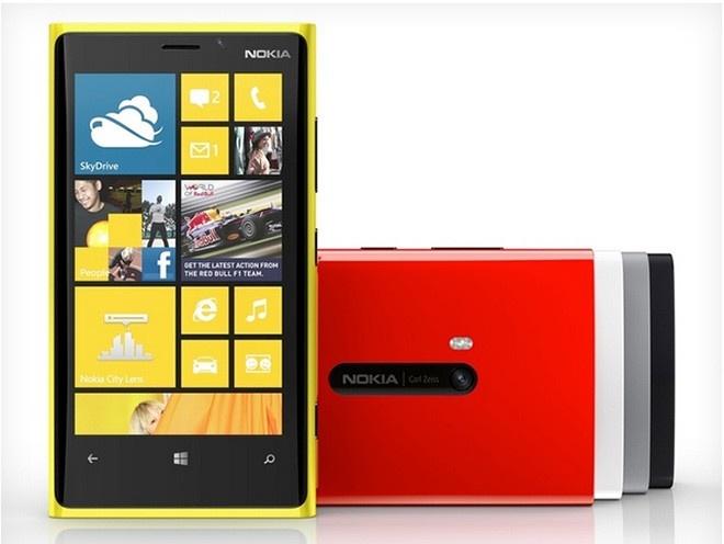 Nokia Lumia 920 ~ Great Cellular Phones