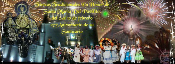 Fiestas tradiccionales de la Virgen del Pueblito.
