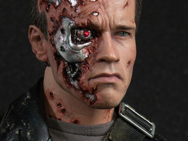 Print Your Own Terminator in Time for Terminator Genisys Premier | PSFK