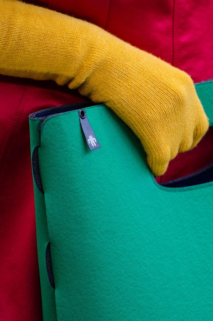 yetibag, green bag, yetibag.com