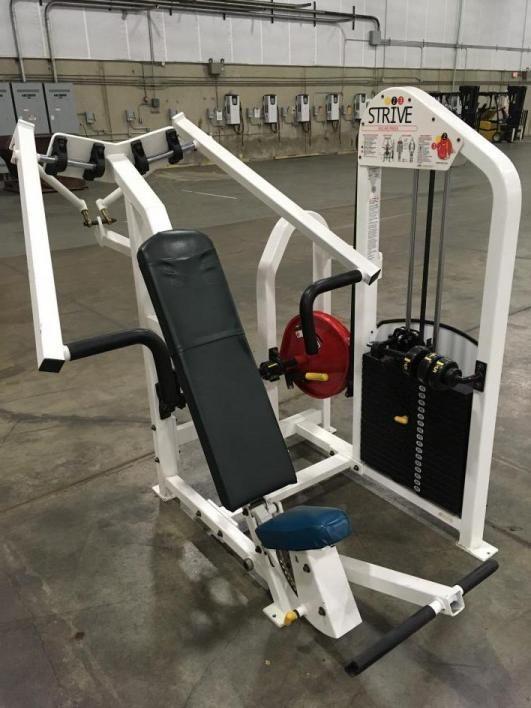 Fresh Century Gym Equipment