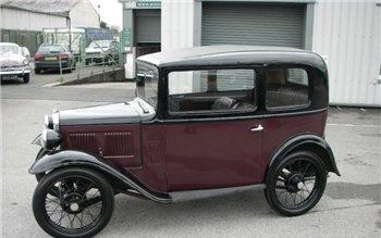 1934 Austin 7 RP Box Saloon  £7950.00