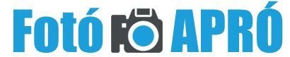 FotóAPRÓ fotós apróhirdetések