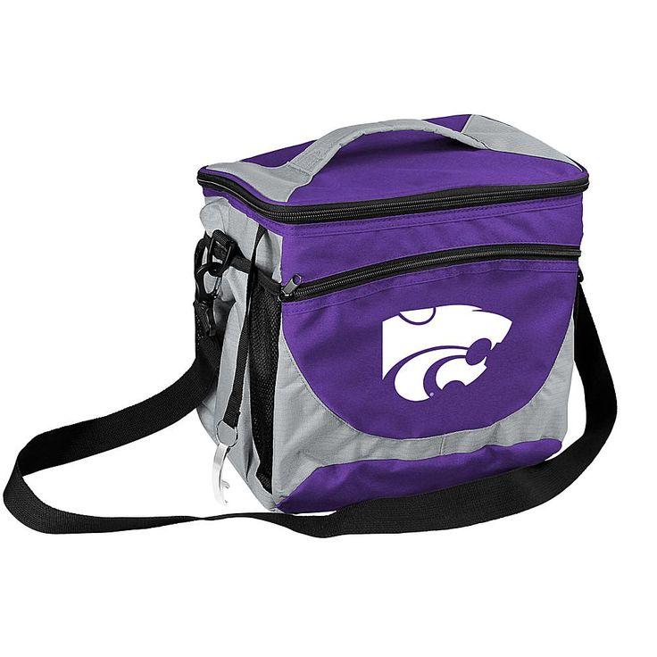 Logo Chair 24-Can Cooler - Kansas State University