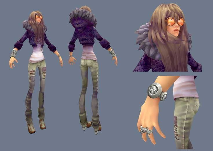 http://polycount.com/discussion/125954/show-your-hand-painted-stuff-pls/p40