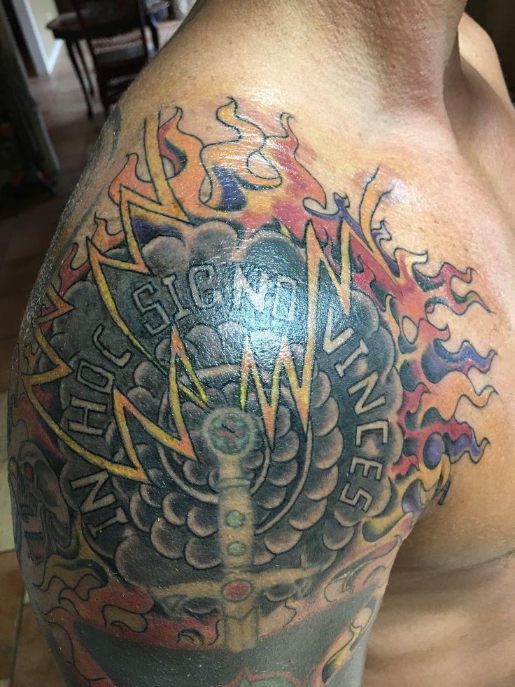 Knights Templar Tattoo Credo   Tats   Tattoos, Tattoo ...