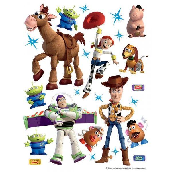 Toy Story falmatrica