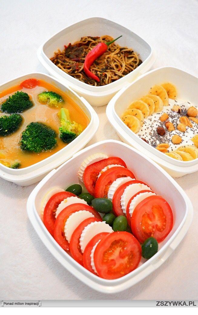 Lunchboxy 1400 kalorii Vege