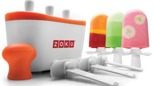 Best Popsicle Makers, Zoku Quick Popsicle Maker, Zoku Mini Pop Molds | Asian Fusion Girl