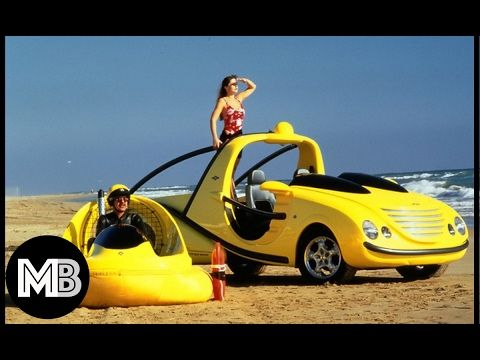 20 Weirdest Cars Ever Made !