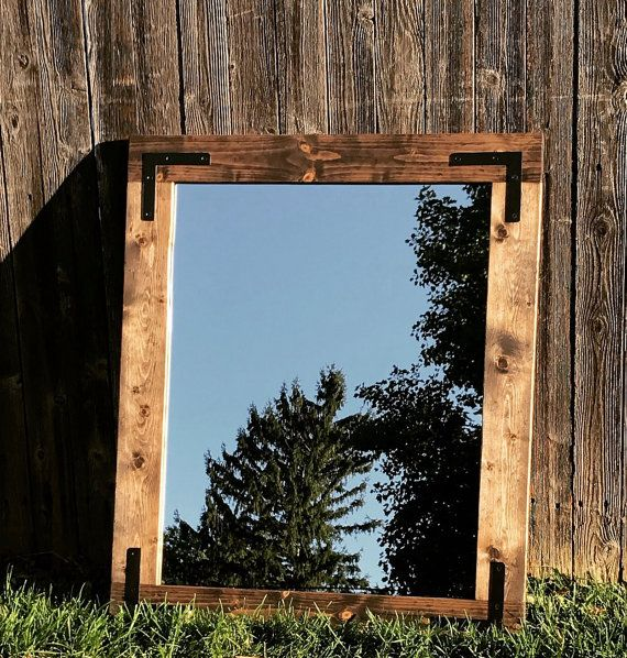 23 best rustic mirrors, framed bathroom mirrors, handmade mirrors