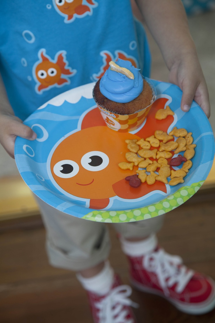 39 best Goldfish Themed Birthday Party Ideas images on Pinterest