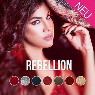 REBELLION KOLLEKTION  7 Neue UV Nagellack Farben   Pink Gellac