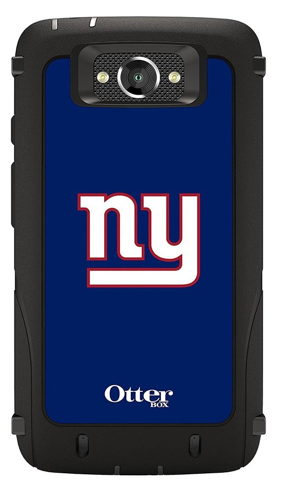 OtterBox Defender Case for Droid Turbo - Retail Packaging - NFL Giants USA Shipp #OtterBox