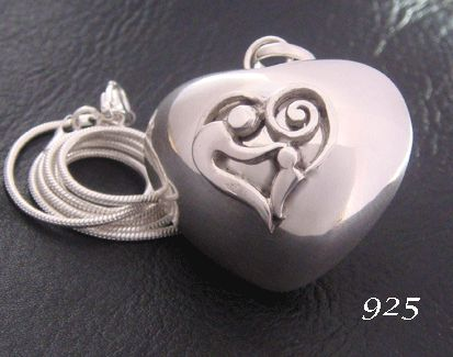 402 best harmony balls images on pinterest harmony ball artisan crafted 925 sterling silver mother baby pendant on a 925 sterling silver heart shape harmony ball pendant simply stunning aloadofball Gallery