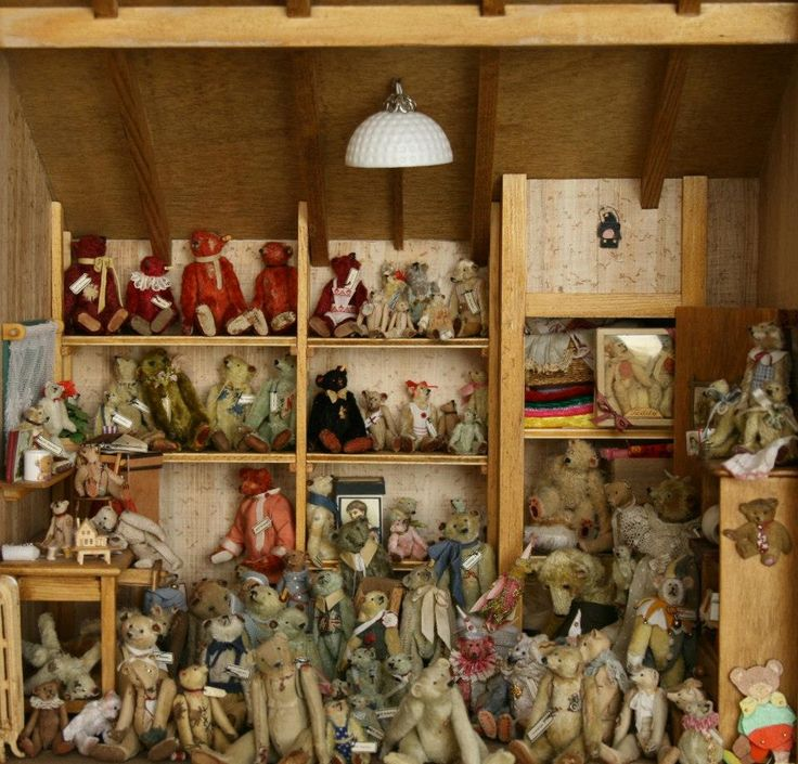 Miniatures bears 1250 best Miniatures 2 images