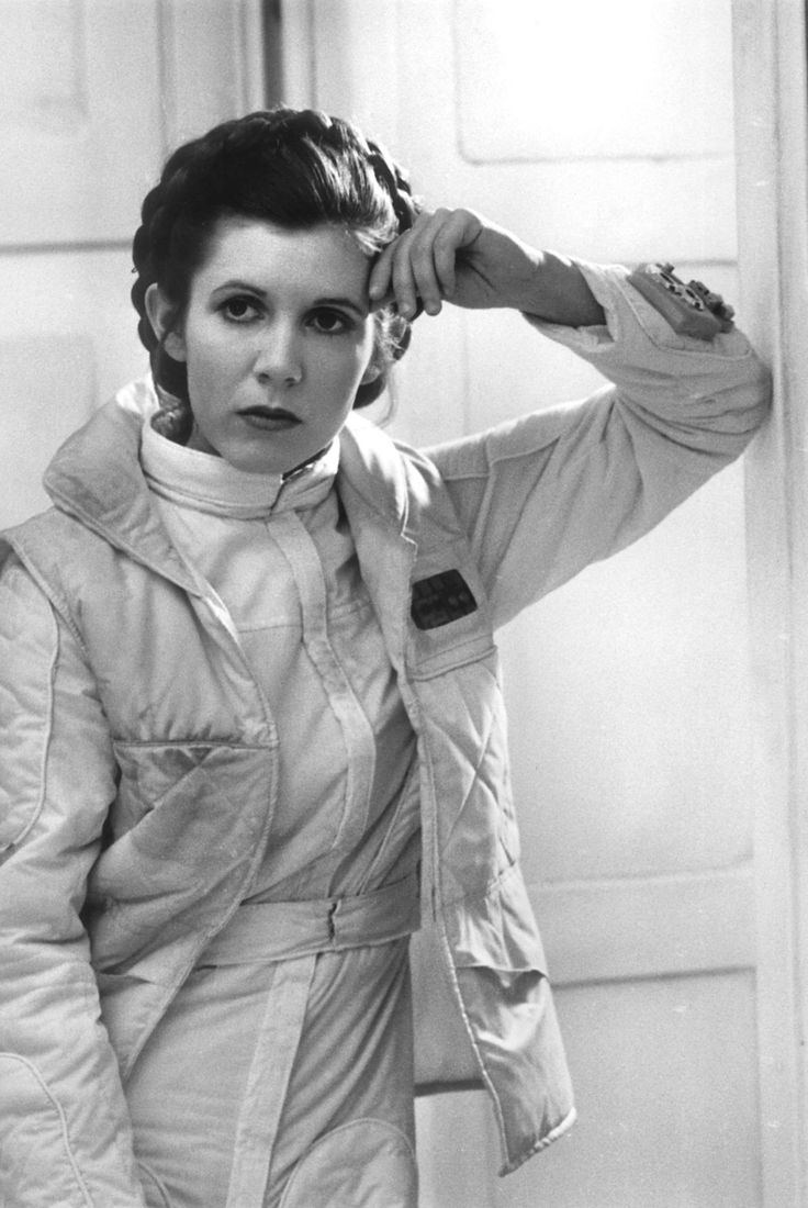 Princess Leia in EPISODE V - THE EMPIRE STRIKES BACK (1980)