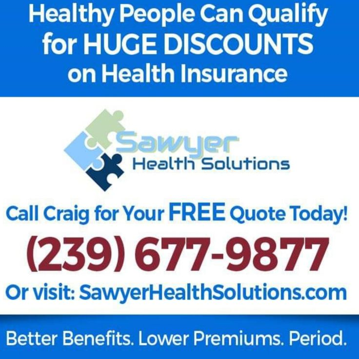 Huge discounts on health insurance. Some plans with zero ...