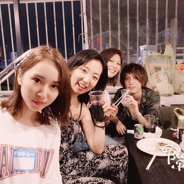 BBQとレナ氏🍖 @rena_s070707 横浜ディナー夜ごはん
