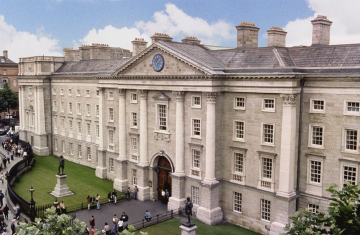 Founded in 1592 by Elizabeth I, Trinity College is Ireland's most well known university. Alumni include Swift, Wilde, and Beckett. In Trinity College's Old Library visitors can see the Book of Kells. Trinity College is the 3rd stop on our original hop-on hop-off tour.