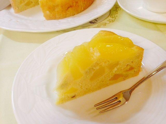 『りんご×CCレモン』でコンポート♪話題の簡単レシピはどんな味?|CAFY [カフィ]