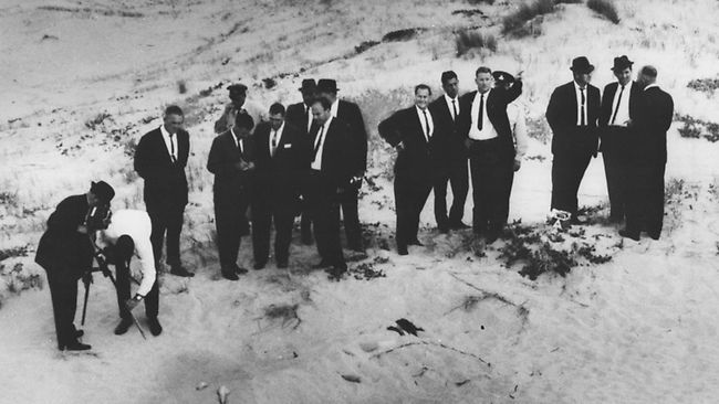 Wanda Beach Murders. Wanda was very remote in those days. The north part of the beach backed onto the Kurnell sand hills that went on for miles