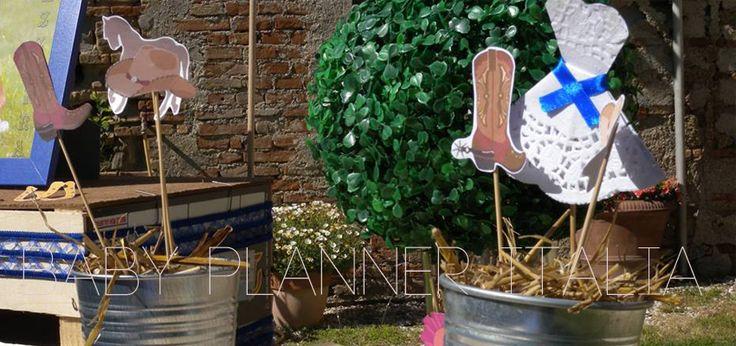 Baby Planner Italia - Festa di compleanno tema Cavallo #birthday #party #horse