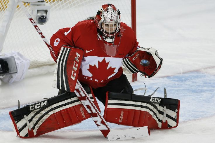 Shannon Szabados - Records her second shooutout at the Olympics against Finland