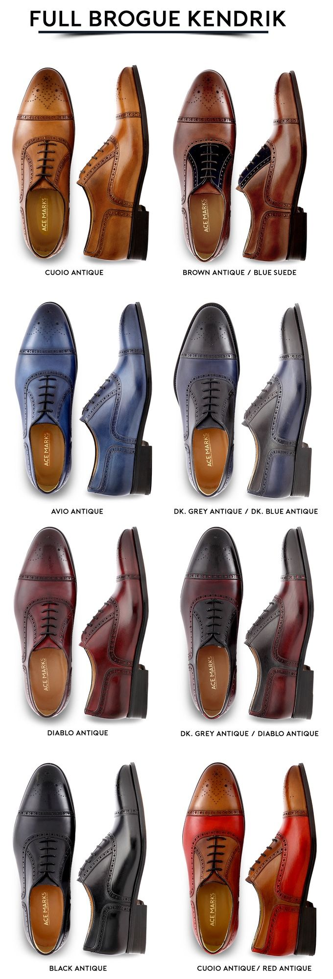 Ace Marks is raising funds for Handcrafted Dress Shoes Reinvented for the  Modern Gentleman on Kickstarter! The first bold, comfortable, & affordable  ...