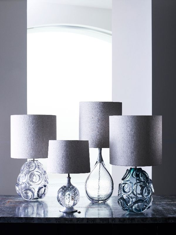 Simplicity is key this fabulous lamps by jerrypair will add the perfect glow to