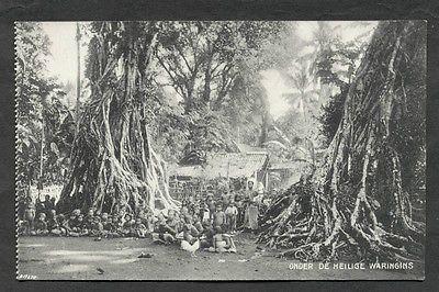 Under the baringin Bali 1910