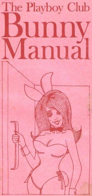 Playboy Club Bunny Manual, 1968
