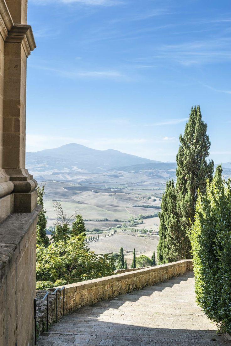 Valdorcia, Toscana, Italy