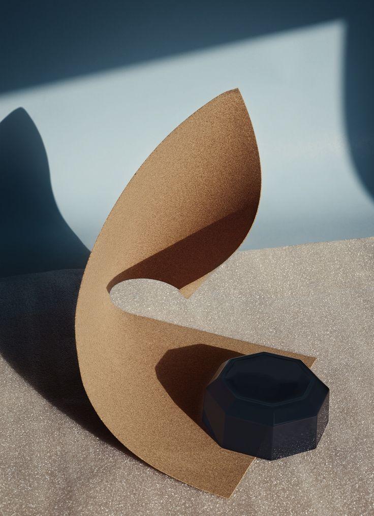 http://www.punktmagazine.com/alpha-cruxis/ Photo Monika Holzner #geometric #inspiration #minimal #aesthetic #punktmagazine #still life