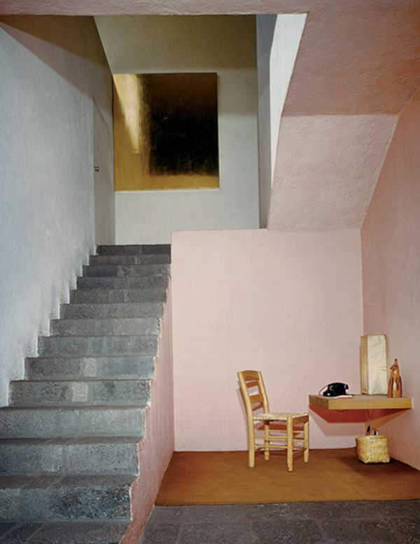 world of interiors:pink:gold