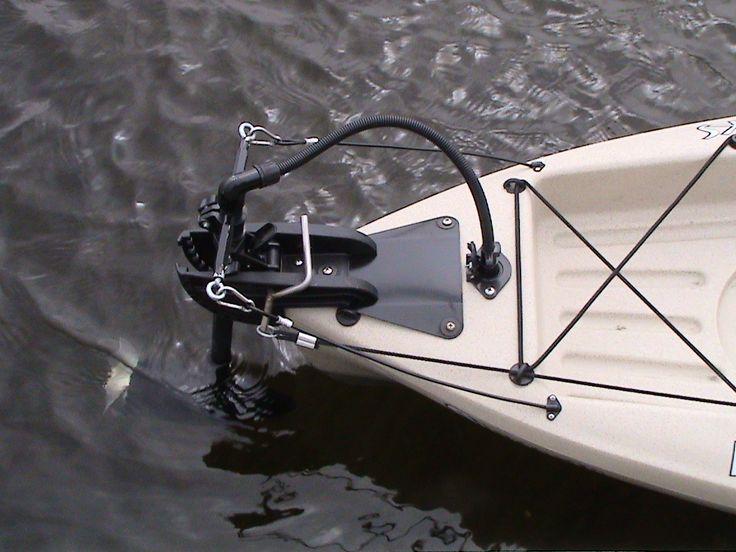 223 best el motors for kayaks images on pinterest kayak for Fishing kayak with trolling motor