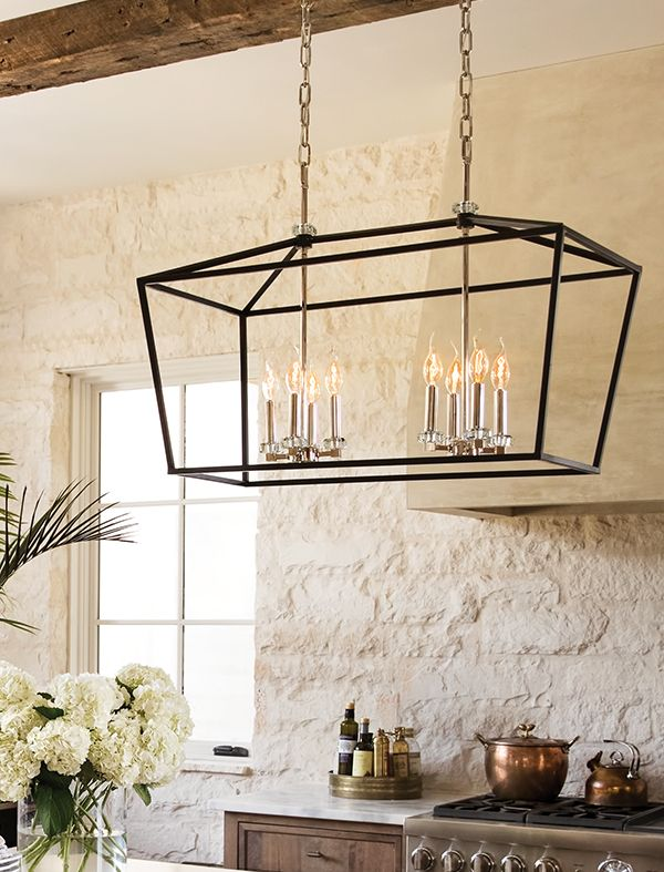 Hinkley Lighting Stinson Chandelier 3534bk The Perfect Mix Of