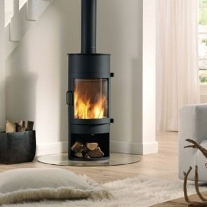 DIK GEURTS Babe Connection Wood Stove