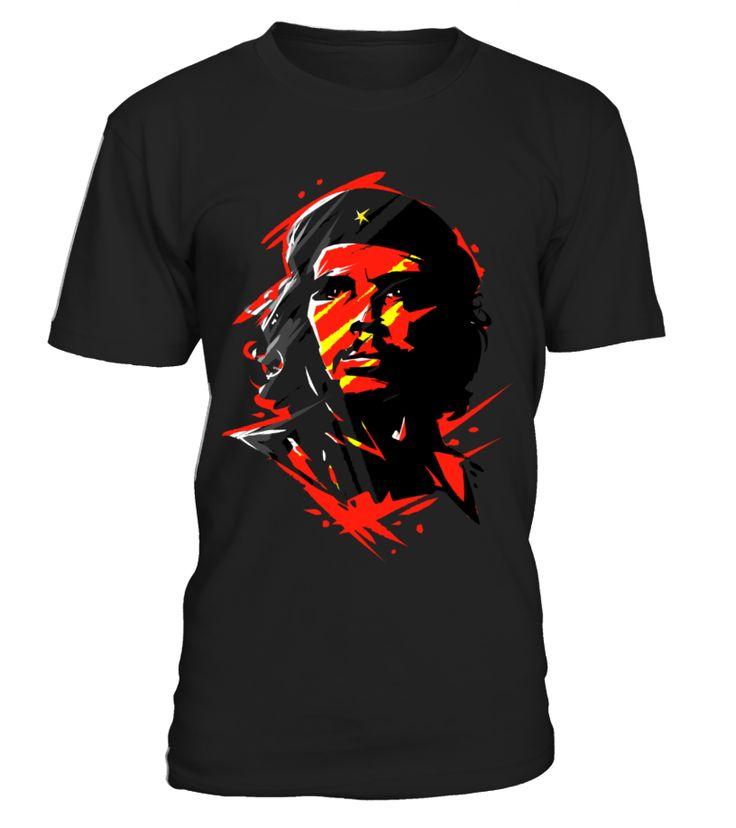 Che Guevara Retro Vintage Argentina T Shirt  Funny World Peace T-shirt, Best World Peace T-shirt