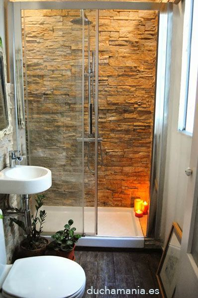 15 best Diseño baños pequeños images on Pinterest Bathroom, Half