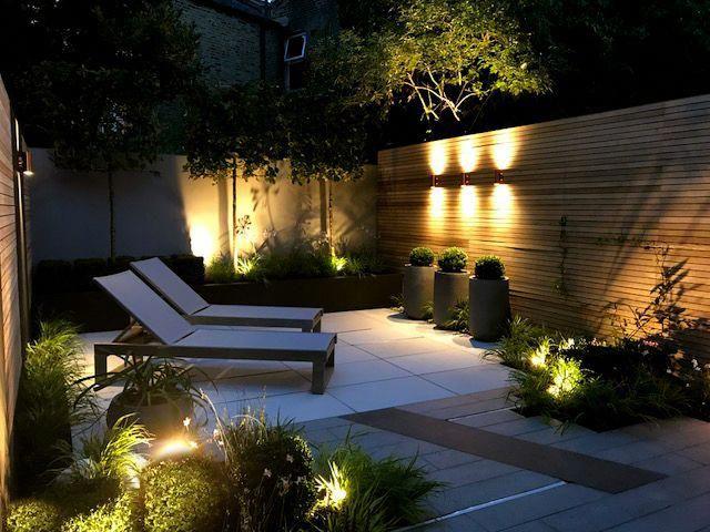 Low Voltage Led Landscape Lighting Manufacturers Small Backyard Landscaping Backyard Lighting Landscape Lighting