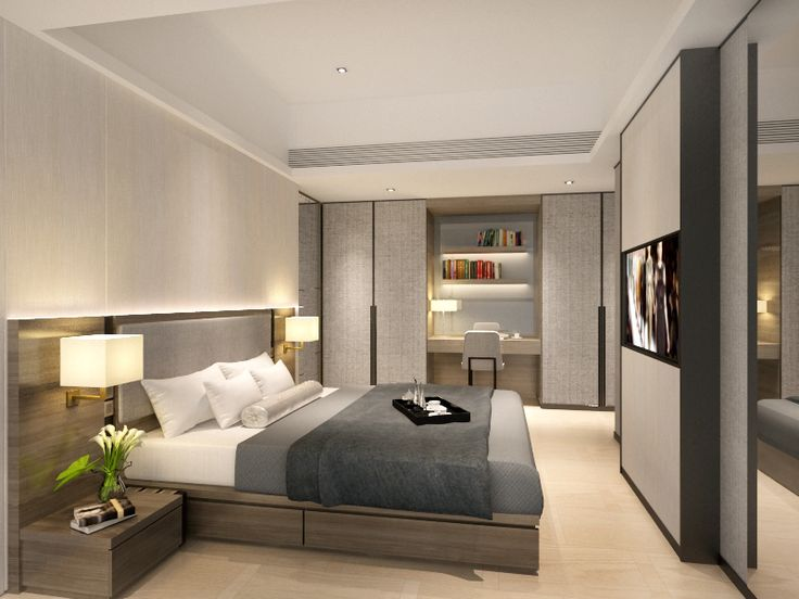 L2ds – Lumsden Leung design studio – Service Apartment Interior Design – Light Palate