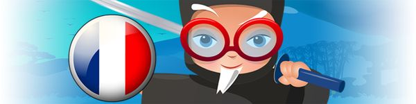 The Professor Ninja French app contains 1000 carefully selected words and phrases, covering the main areas of everyday vocabulary (eg. family, numbers, nature, travel, school, pastimes). To ease the learning process, each word and phrase is accompanied by a picture and an audio recording by a professional native speaker.