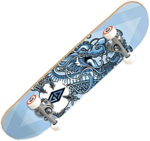 Cheap Skateboards Buyers Guide: Golden Dragon Complete Skateboards