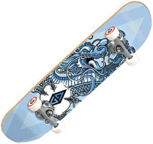 Cheap Skateboards Buyers Guide: Golden Dragon Complete Skateboards