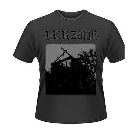 Tricou Burzum: Aske (Grey)